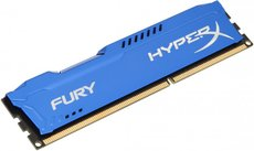 Оперативная память 4Gb DDR-III 1333MHz Kingston HyperX Fury (HX313C9F/4)