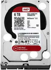 Жесткий диск 6Tb SATA-III Western Digital Red (WD60EFRX)