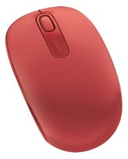 Мышь Microsoft Wireless Mobile Mouse 1850 Red (U7Z-00034)