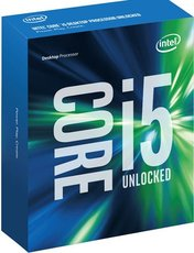 Процессор Intel Core i5 - 6600K BOX (без кулера)