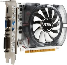 Видеокарта nVidia GeForce GT730 MSI PCI-E 2048Mb (N730-2GD3V2)