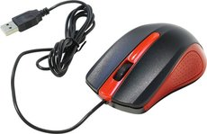 Мышь Oklick 225M Black/Red USB