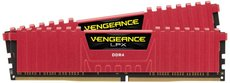 Оперативная память 8Gb DDR4 2666MHz Corsair Vengeance LPX (CMK8GX4M2A2666C16R) (2x4Gb KIT)
