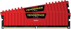 Оперативная память 8Gb DDR4 2133MHz Corsair Vengeance LPX (CMK8GX4M2A2133C13R) (2x4Gb KIT)