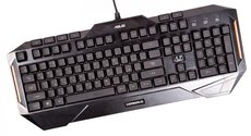 Клавиатура ASUS Cerberus Keyboard Black