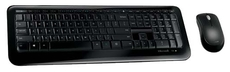 Клавиатура + мышь Microsoft Wireless Desktop 850 Black (PY9-00012)