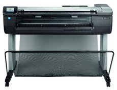 Плоттер HP DesignJet T830 36in (F9A30A)