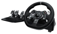 Руль Logitech Driving Force G920 (941-000123)