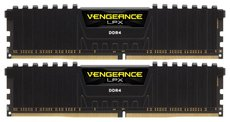 Оперативная память 8Gb DDR4 2400MHz Corsair Vengeance LPX (CMK8GX4M2A2400C16) (2x4Gb KIT)