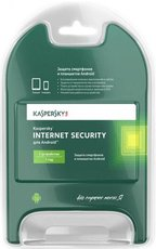 Kaspersky Internet Security Android Russian Edition 1 Device 1 year Base Card (KL1091ROAFS)