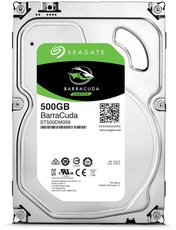 Жсткий диск 500Gb SATA-III Seagate Barracuda (ST500DM009)