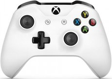 Геймпад Microsoft Xbox One Wireless Controller White (TF5-00004)