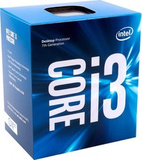 Процессор Intel Core i3 - 7100 BOX