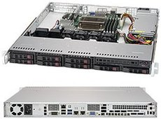 Серверная платформа SuperMicro SYS-1019S-MC0T