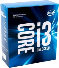Процессор Intel Core i3 - 7350K BOX (без кулера)