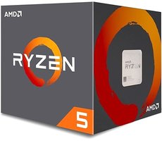 Процессор AMD Ryzen 5 1600 BOX