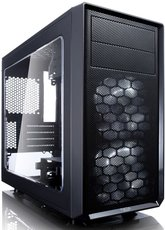Корпус Fractal Design Focus G Mini Black