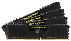 Оперативная память 64Gb DDR4 3600MHz Corsair Vengeance LPX (CMK64GX4M4B3600C18) (4x16Gb KIT)