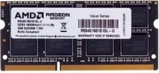 Оперативная память 4Gb DDR-III 1600Mhz AMD SO-DIMM (R534G1601S1SL-U)