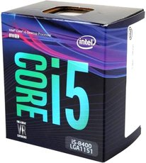 Процессор Intel Core i5 - 8400 BOX