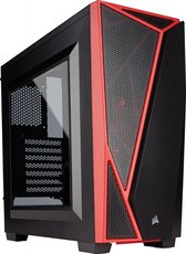 Корпус Corsair Carbide Series SPEC-04 Black/Red (CC-9011107-WW)