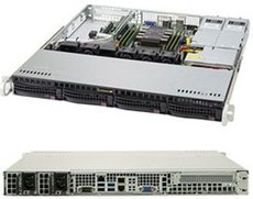 Серверная платформа SuperMicro SYS-5019P-MR