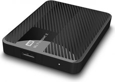 Внешний жесткий диск 3Tb Western Digital My Passport X Black (WDBCRM0030BBK)