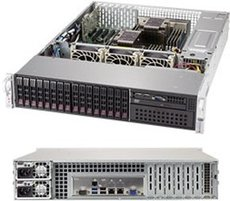 Серверная платформа SuperMicro SYS-2029P-C1RT