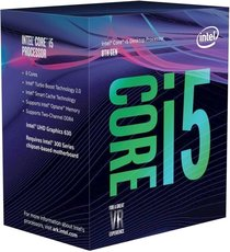 Процессор Intel Core i5 - 8600 BOX