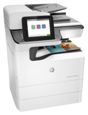 МФУ HP PageWide Enterprise Color Flow MFP 780dn (J7Z09A)