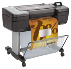 Плоттер HP DesignJet Z6 24-in (T8W15A)