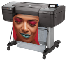 Плоттер HP DesignJet Z9+ 24-in (W3Z71A)