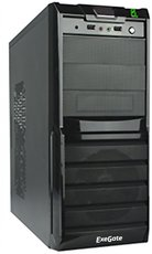Корпус Exegate XP-329 500W Black