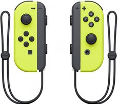 Геймпад Nintendo Switch Joy-Con Controller Pair Neon Yellow