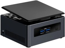 Неттоп Intel NUC7I3DNHNC2 NUC kit OEM