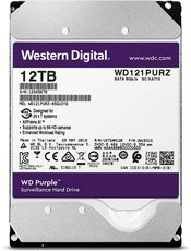 Жсткий диск 12Tb SATA-III Western Digital Purple (WD121PURZ)