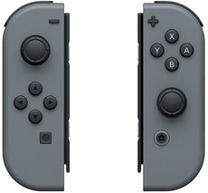 Геймпад Nintendo Switch Joy-Con Controller Grey