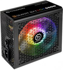 Блок питания 550W Thermaltake Smart BX1 RGB (PS-SPR-0550NHSABE-1)