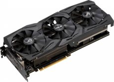 Видеокарта nVidia GeForce RTX2060 ASUS PCI-E 6144Mb (ROG-STRIX-RTX2060-6G-GAMING)