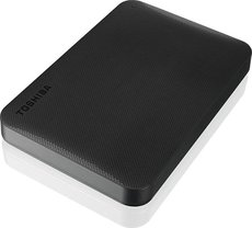 Внешний жесткий диск 4Tb Toshiba Canvio Ready Black (HDTP240EK3CA)