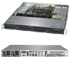 Серверная платформа SuperMicro SYS-5019C-MR