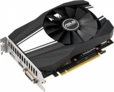 Видеокарта nVidia GeForce GTX1660 ASUS PCI-E 6144Mb (PH-GTX1660-O6G)