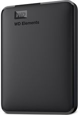 Внешний жесткий диск 4Tb Western Digital Elements Portable Black (WDBW8U0040BBK)