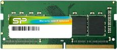 Оперативная память 8Gb DDR4 2666MHz Silicon Power SO-DIMM (SP008GBSFU266B02)
