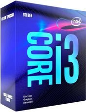 Процессор Intel Core i3 - 9100F BOX