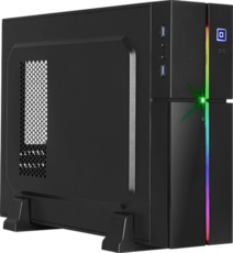 Корпус Aerocool Playa Slim 400W Black