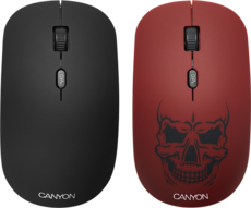 Мышь Canyon CND-CMSW401RS