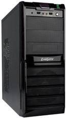 Корпус Exegate XP-329S 400W Black