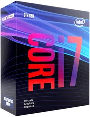 Процессор Intel Core i7 - 9700F BOX (без кулера)
