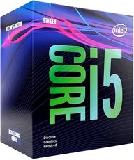 Процессор Intel Core i5 - 9500F BOX